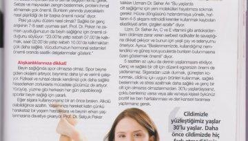 Anne Bebek çocuk dergisi Şubat 2015