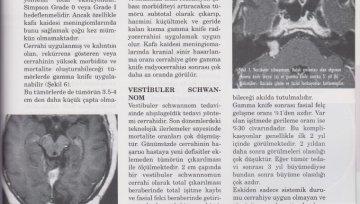 Doktor Dergisi - Mart 2006    Selçuk Peker - Gamma Knife Radyocerrahisi