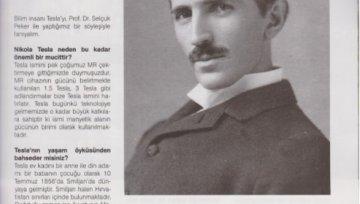 Menekşe Dergisi - Sonbahar 2014    Prof. Dr. Selçuk Peker -Nikola Tesla