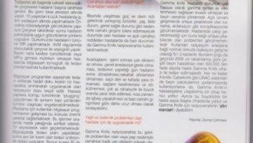 Popüler Sağlık Sağlıklı Yaşam Dergisi - Ocak - Şubat 2015